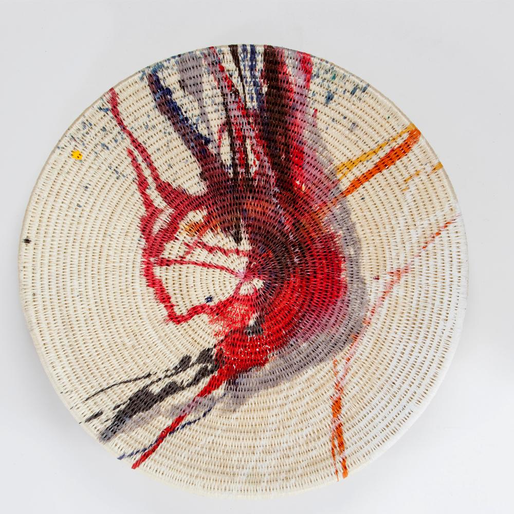 decorative fair trade basket