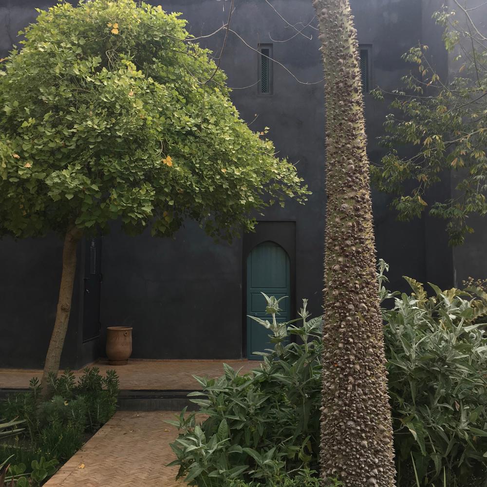 Le jardin secret marrakech maud interiors for Le jardin secret livre